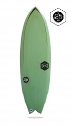 fish bone golddust surfboards