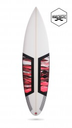 machete golddust surfboards