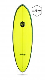 salty egg golddust surfboards