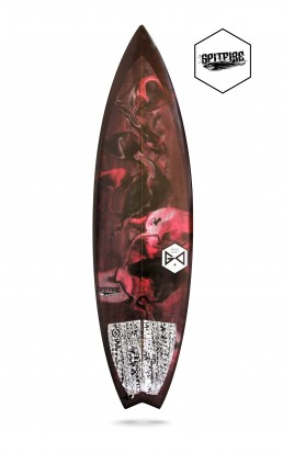 spitfire golddust surfboards